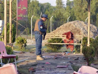 افغانستان: اسٹیڈیم میں دھماکے، آٹھ ہلاک