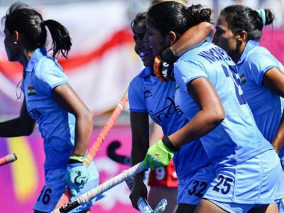 ہندوستانی خاتون ہاکی ٹیم نے جنوبی کوریا سے 1-1سے ڈرا کھیلا