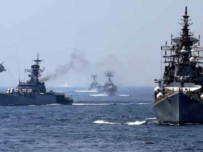 بحریہ کے تین جنگی جہاز ویتنام میں فوجی مشق حصہ لیں گے