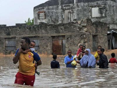 قرن افریقہ میں شدید بارشوں اور سیلابوں سے 30 افراد ہلاک