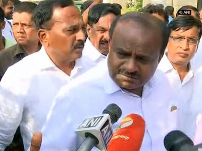 Kumaraswamy hits back at Amit Shah, calls his thought process 'unholy'