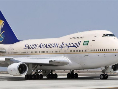 سعودی فضائیہ کے طیارے کی ہنگامی لینڈنگ
