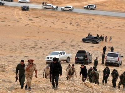 شام کے صحرائی علاقے میں داعش کے حملے میں 26 سرکاری فوجی ہلاک