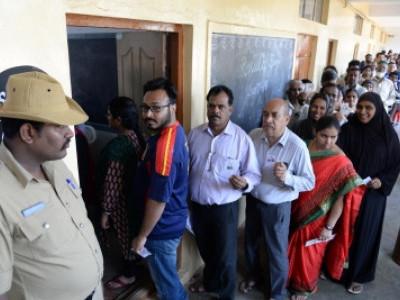 کرناٹک کی جیا نگر سیٹ پر ہوگی 11جون کو پولنگ