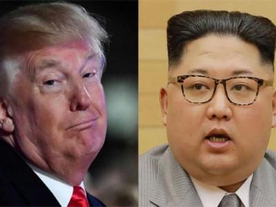 کم جونگ ان کسی بھی وقت امریکی صدرسے ملاقات کو تیار ہیں:شمالی کوریا