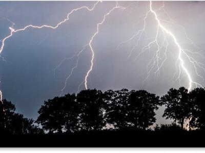 Lighting strike damages ancient Holy Cross in Kumta