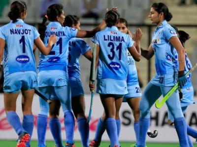 ہاکی انڈیا نے سینئر خواتین قومی کیمپ کے لئے 48کھلاڑیوں کا اعلان کیا