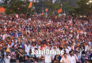 BJP's win clearly written on Karnataka walls: PM Modi