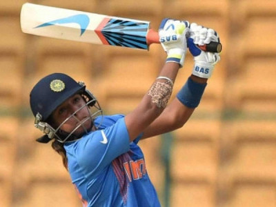 Harmanpreet Kaur's record century headlines India's big win over New Zealand in World T20 ​opener