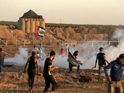 غزہ کی پٹی: رفح میں اسرائیلی فائرنگ سے فلسطینی نوجوان شہید