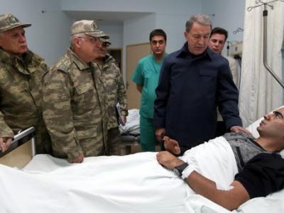 ترکی: ناقص گولہ بارود کا دھماکا، 25 فوجی زخمی اور 7 لاپتا