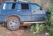 ہوناورمیں تیز رفتار کار بے قابو ہوکر پہاڑی سے ٹکراگئی۔ 3ہلاک۔7زخمی