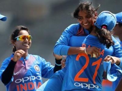 ہندوستانی خاتون ٹیم کی نظر ورلڈ ٹی 20 کے سیمی فائنل پر