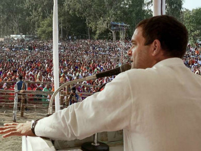 'Arrogant' PM Modi Doesn't Understand Country Can't be Run by One Man, Says Rahul Gandhi in Chhattisgarh