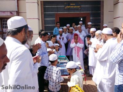 بھٹکل میں جماعت اسلامی ہند کی جانب سے آج سے سیرت مہم کا ہوگیا آغاز