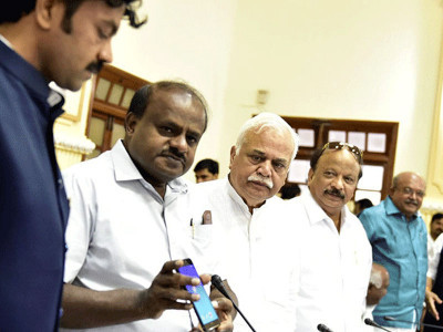 K'taka govt launches online registration of documents
