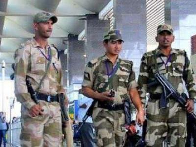 کانگریس نے وزارت داخلہ سے سدھو کے لئے سی آئی ایس ایف کی سیکوریٹی مانگی
