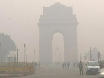 دہلی میں فضائی آلودگی میں دوبارہ اضافہ ،خراب اور انتہائی خراب زمرے کے درمیان پہنچا
