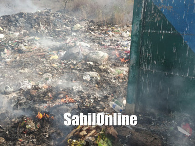 Jamia Abad residents demands waste disposal facilities in Heble Gram Panchayat