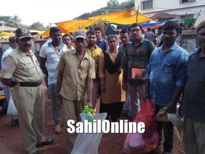 Bhatkal TMC continues raid on plastic usage; seizes 53 kgs