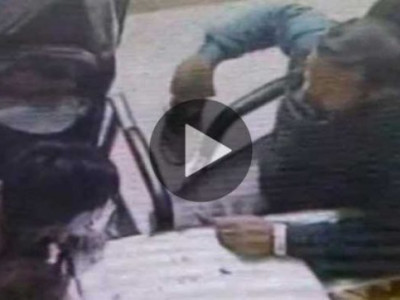UP: Tuition teacher thrashes minor boy with shoe, incident caught on CCTV