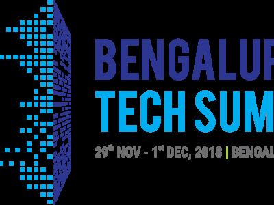 بنگلورو میں 29 نومبر تا یکم دسمبر بنگلور ٹیک کنونشن