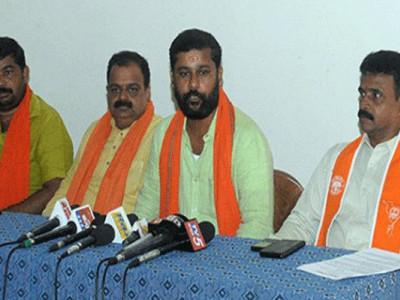 وشوا ہندو پریشد کی جانب سے25نومبر کو منگلورو میں ہوگارام مندر کے لئے میگا کنوینشن