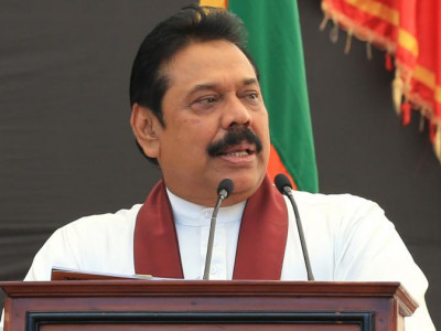 Sri Lanka court suspends Mahinda Rajapaksa's powers as PM