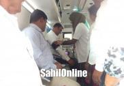 بھٹکل میں طبی سہولیات سے آراستہ موبائیل میڈیکل ایمبولنس  کا افتتاح