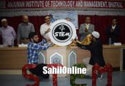 بھٹکل انجمن انسٹی ٹیوٹ آف ٹکنالوجی اینڈ مینجمنٹ میں پی یوطلبا کے لئے اسٹم 18فسٹ کا انعقاد :طلبا میں مسابقاتی جذبے کا ہونا لازمی :میجر ڈاکٹر محمد زبیر کولا