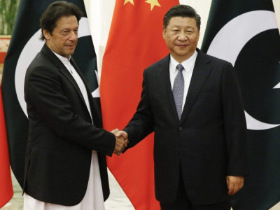 China lauds Pakistan efforts to make peace with India