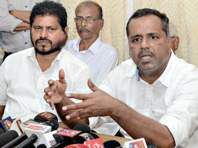 Take abattoir modernisation issue to Centre, Khader tells BJP