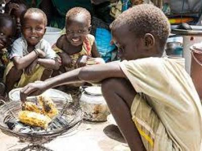 دنیا بھر میں بیاسی کروڑ انسان بھوک اور کم خوراکی کا شکار