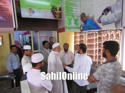 Bhatkal: Al Hikmah Polyclinic & Hijama Center inaugurated by Qazi Mohammed Iqbal Mulla
