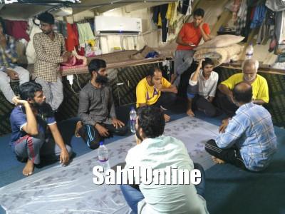 ಭಾರತೀಯ 6 ಮಂದಿ ಮೀನುಗಾರರನ್ನು ಜೈಲನಿಂದ ಬಿಡುಗಡೆ:ಬೋಟ ಬಂಧನಕ್ಕೆ ನೀಡಿದ ಇರಾನ