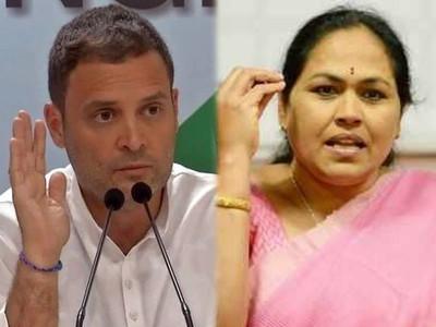 رافیل طیاروں پر راہل گاندھی کا اجلاس تشہیری ہے مخلوط حکومت مسائل حل کرنے میں ناکام ، کمارسوامی مندر درشن بند کریں: شوبھا کرند لاجے