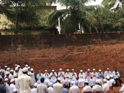 مدرسہ خیر العلوم بھٹکل کا سنگ بنیاد