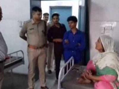 باغپت ضلع اسپتال میں داخل علاج لڑکی کے ساتھ گینگ ریپ، دو ملازمین پر لگا الزام