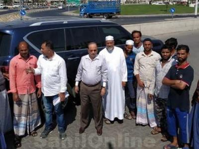 ایران میں گرفتار اُترکنڑا کے ماہی گیروں کی فوری رہائی کا مطالبہ کرتے ہوئے کرناٹکا این آر آئی فورم کا دبئی میں ہندوستانی سفارت کار سے ملاقات