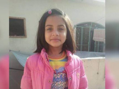 زینب قتل کیس:درندہ صفت اپنے کیفرکردار کو پہنچ گیا ، دی گئی پھانسی