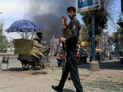 قندھار: طالبان کے حملے میں اعلیٰ افغان سیکورٹی اہلکار ہلاک