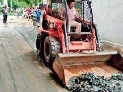 صفائی کرنے والی گاڑیوں کے آپریٹروں نے کام روک دیا بقایہ رقم ادا نہ کرنے کا بی بی ایم پی پر الزام