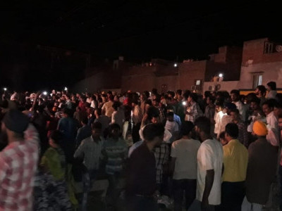 امرتسر: راون کو جلاتے ہوئے ٹرین کی زد میں آ کر 60 افراد ہلاک