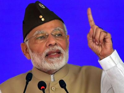 خودمختاری کو چیلنج کیا گیا تو دوگنی طاقت سے جوابی حملہ کرے گاہندوستان : وزیر اعظم نریندر مودی