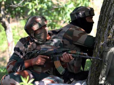 کلگام میں تصادم ،تین دہشت گرد ڈھیر