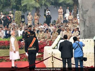 وزیر اعظم نے سبھاش چندر بوس کے نام پر پولیس اہلکاروں کے لئے ایوارڈ کا اعلان کیا