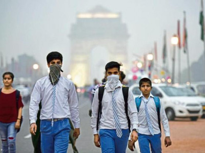 دہلی کی فضائی آلودگی اب بھی خراب، آگے اور بگڑنے کا امکان