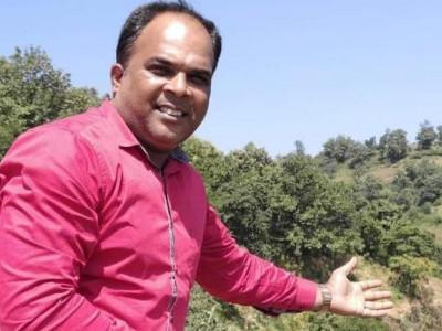 ممبئی میں کانگریس کارکن منوج دوبے کا قتل