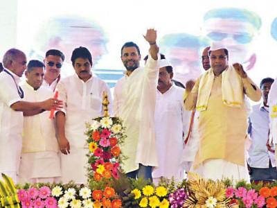 کابینہ میں ردوبدل کا موضوع پھر ابھرنے لگا، 6؍ نومبر کوراہل گاندھی کے ساتھ ریاستی قائدین کی میٹنگ