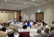 دبئی میں منعقدہ کینرا مسلم خلیج کونسل کے مشاورتی اجلاس میں ایمبولنس سروس اور آئی ٹی آئی کالج کے عنقریب افتتاح کا فیصلہ